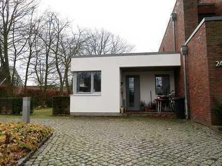 Schöne 2-Zimmer-Erdgeschosswohnung mit Terrasse in Rotenburg