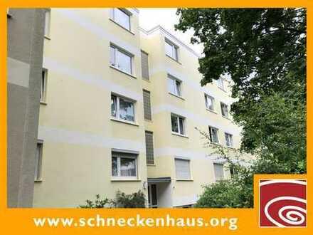 Huchting, Lampehof! 3 Zi.-Wohnung mit Balkon auf Erbaupacht!