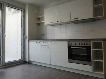 Auch für Kapitalanleger interessant - Appartement mit Terrasse und Einbauküche