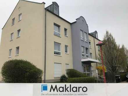 ++ Tolle 2-Zimmerwohnung mit Terrasse, Garten und Tiefgaragenstellplatz++