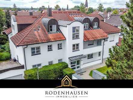 Ihre Chance auf eine Dachterrassenwohnung in ruhiger Lage von Gilching!