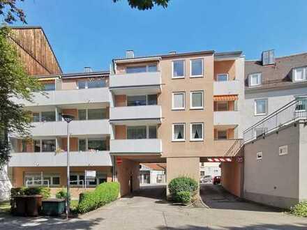 2-Zimmer-Eigentumswohnung in Augsburg Georgs-Kreuzviertel