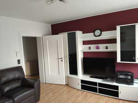 Vollständig renovierte 2-Zimmer-Hochparterre-Wohnung mit EBK in Mannheim