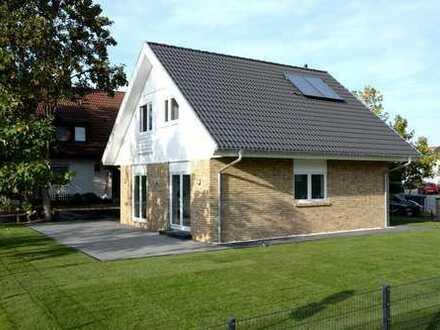 Modernes freihstehendes Einfamilienhaus in zentraler Lage im Rhein-Main Gebiet in Mainz-Kastel