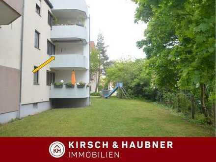 Für Kapitalanleger,  herrliche 3-Zi.-Whg. & 1-A Mieter,  Neumarkt - Feßmeyerstraße