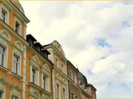 Gemütliche Dachgeschoss-Wohnung - sofort bezugsfrei!