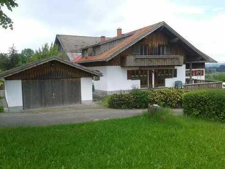 Haus 5ZKB Außenbereich Martinszell