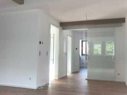 Erstbezug: attraktive 3-Zimmer-Maisonette-Wohnung mit Balkon in Wartenberg