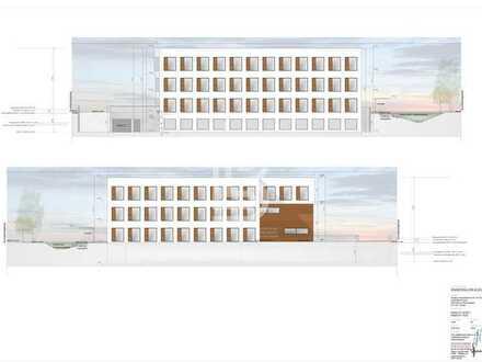Weil am Rhein: Projektiertes Bürogebäude im Dreiländereck