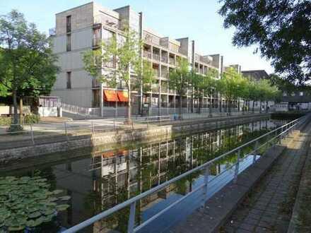 TOP Lage   An den Grachten Innenhafen DU   Mehrfach prämierte Architektur   mit 2 Tiefgaragenplätzen