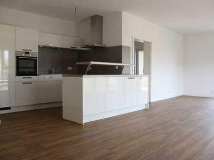 3,5-Zi-Whg. 1. OG ca. 106 m2, Neubau, geh. Ausstattung, Aufzug EBK, 2 Balkone, barrierefrei