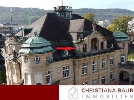 WOHNEN IN DER VILLA: 3,5-Zimmer-Maisonette-Wohnung in Ebingen