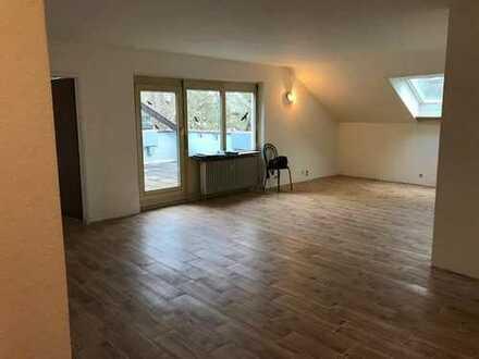 Kapitalanleger oder Eigennutzer - 2-Zimmer-Wohnung in ruhiger Lage von Bad Dürrheim ++ Dachterrasse