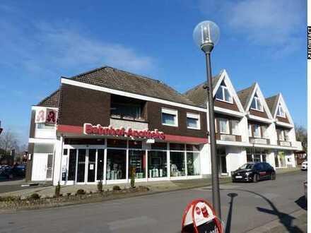 Großes Wohn- und Geschäftshaus im Zentrum von Salzbergen!