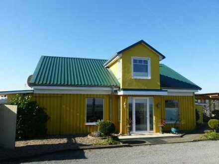 RUDNICK bietet WEITSICHT: Kleines Gäste- & Ferienhaus mit Blick auf das Steinhuder Meer!