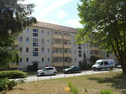 Preiswerte 2-Raum-Wohnung in angenehm ruhiger Wohnlage !