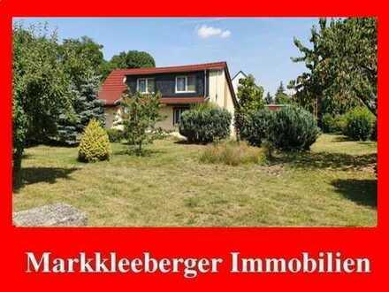 Wunderschönes Grundstück in idyllischer Siedlungslage nahe Markkleeberger See