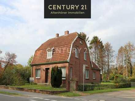 Historisches Bürgermeisterhaus in Suddendorf!