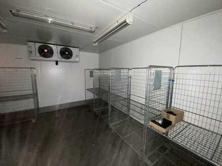 Kühlhalle / Kühlzelle mit Büro in Kavelstorf