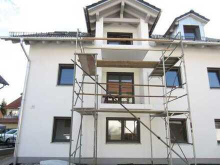 Neubau-Erstbezug: Attraktive 3-Zimmer-EG-Wohnung mit 49 m² Nfl. und gehobener Ausstattung in Erding