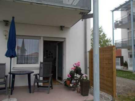 Schöne 2-Zimmer-Erdgeschosswohnung in Donauwörth