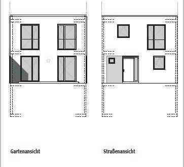 Reihenmittelhaus Baujahr 2013, Neureut Kirchfeld Nord