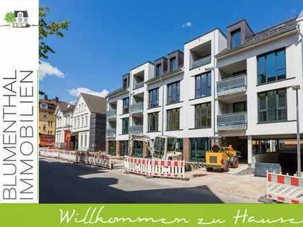 Neubau Dachgeschosswohnung im Hermannshof mit Süd/West Loggia