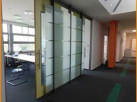 Super Anbindung an Autobahn und Internet : Helle Büroräume - auch Teilflächen möglich !