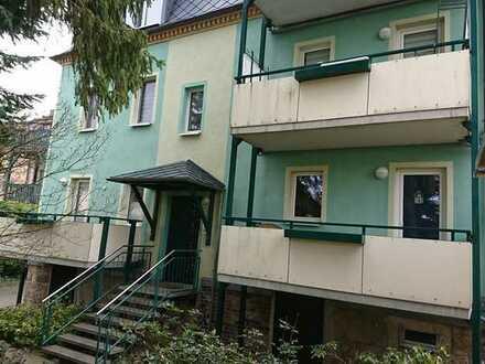 Schicke 2-Zimmerwohnung mit Balkon und Gartennutzung
