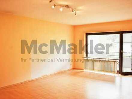 Viel Platz, großer Balkon: Geräumige 4-Zi.-ETW mit Gestaltungspotenzial in guter Heidelberger Lage