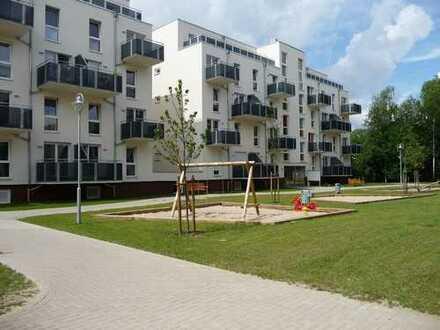 1 Zimmer-Whg. mit Balkon und Einbauküche / Wohnen am Ringgleis