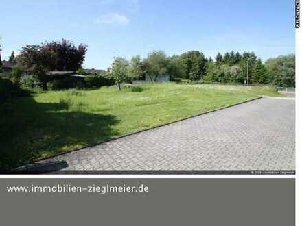 Grundstück für EFH und Doppelhaus in Zuchering