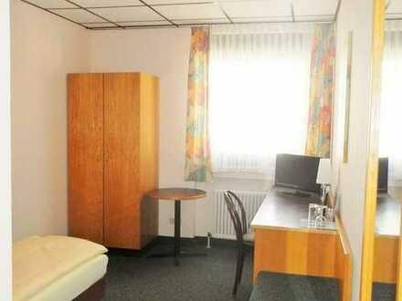 Zimmer mit eigener Du/WC, Wlan, TV, Gästeküche, Parkplatz im Co-Living Gästehaus