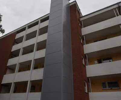 Schicke Singlewohnung mit Küche und Balkon
