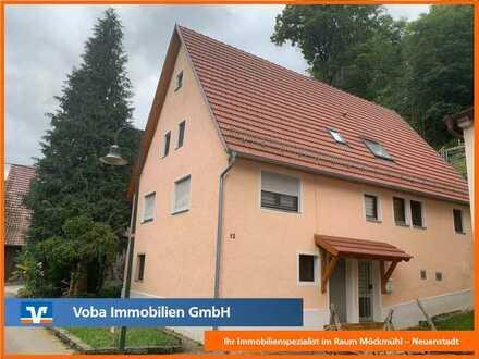 Unterkessach - saniertes Einfamilienhaus in ruhiger Lage