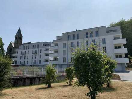 Bad Ems NEUBAU Erstbezug 3 Zimmer, offene Küche, Bad, Gäste- Bad, 2 Balkone, Garage