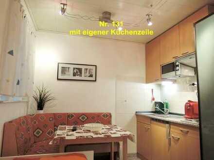 flexibel ab 1 Monat: Co-Living WG-Zimmer mit Wlan, TV, eigene Küche, GästeDusche/Wc, Waschmaschine,