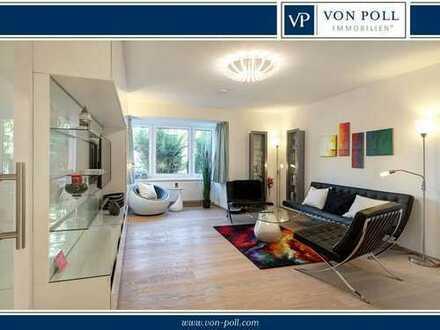 Maxvorstadt - Moderne 2-Zimmer Wohnung plus seperatem Appartement
