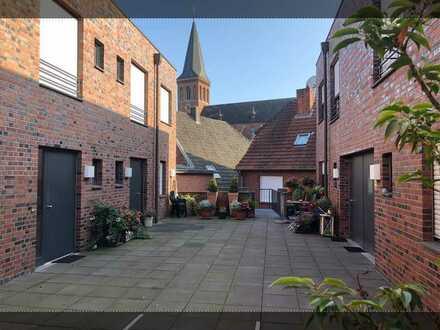 Moderne Wohnung im Ortskern von Velen, auch WG möglich