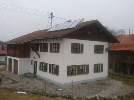 Schönes Haus in idyllischer Lage im Ostallgäu