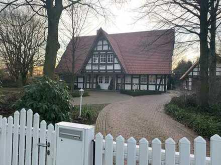 Luxuriöses Fachwerkhaus mit 10 - Zimmern in Visbek - keine Courtage!!!
