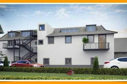 Walheim: Schöne 3-Zi-Whg. mit Balkon *Baubeginn in Kürze*