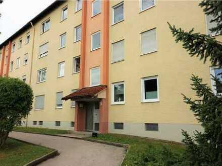 Exklusive, gepflegte 2-Zimmer-Wohnung mit Balkon und Einbauküche in Kaufbeuren