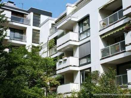 1-2 Zimmer-Wohnung im Bauhausstil mit Potential in Altbogenhause!