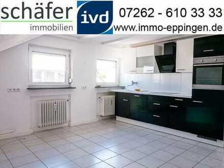 """""""Einziehen und wohlfühlen"""" - Helle Dachgeschosswohnung in Brackenheim"""