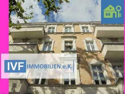 Bild_Sanierte Altbauwohnung mit Balkon!
