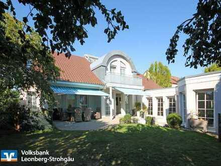 * Repräsentatives Einfamilienhaus in attraktiver Wohnlage! *
