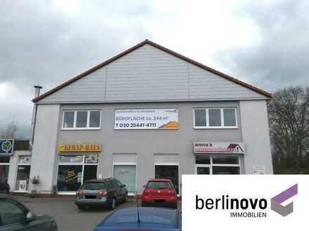 Provisionsfrei! Zentral gelegene Bürofläche im Nahversorgungszentrum Schöppenstedt!