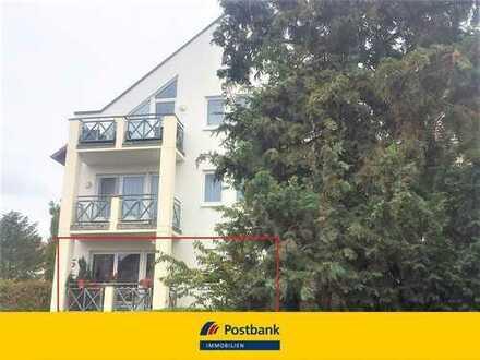 """Alzey """"Westend"""" 2 Zimmer Erdgeschosswohnung 60 m² mit Balkon und Tiefgarage Provisionsfrei !!!"""