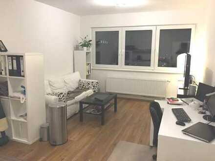 !!! Sanierte 2-Zimmer-Wohnung in OF-City !!!